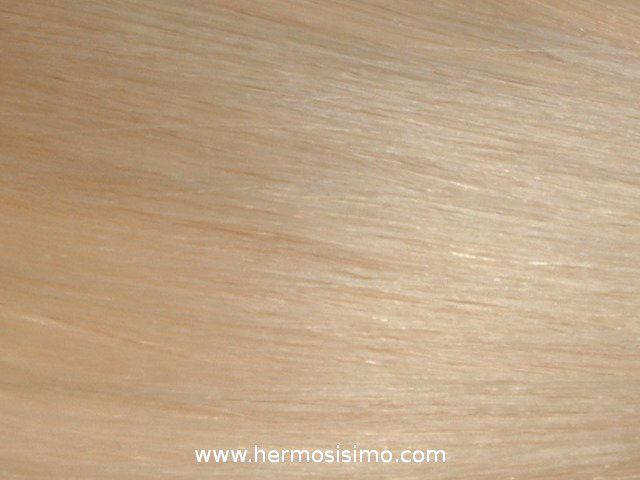 Remy Echthaar Extensions Weißblond